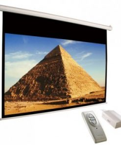 Jual Layar Proyektor D-Light Motorized Wall Screen 3040RL